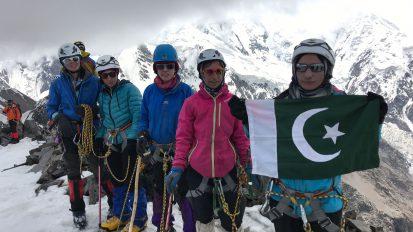 Töchter des Karakorums   Expedition in ein neues Leben
