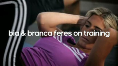 ADIDAS all in -Bia & Branca-