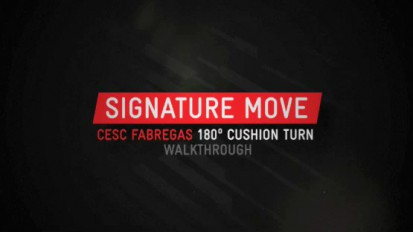 NIKE Signature Move Fabregas